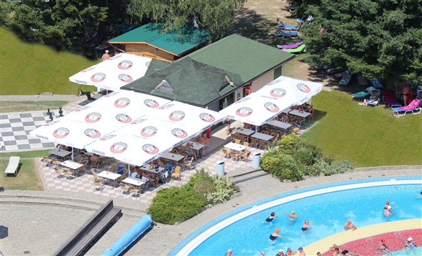 Gastro Area - Poolbar