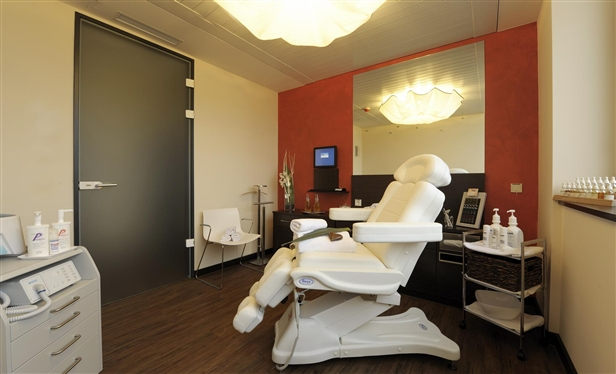 Our beauty rooms...