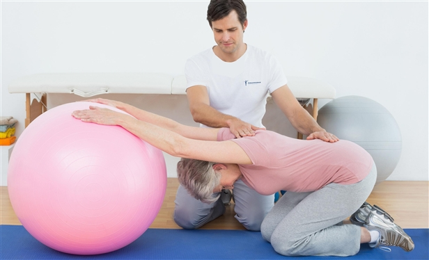 Physiotherapy with expert advice