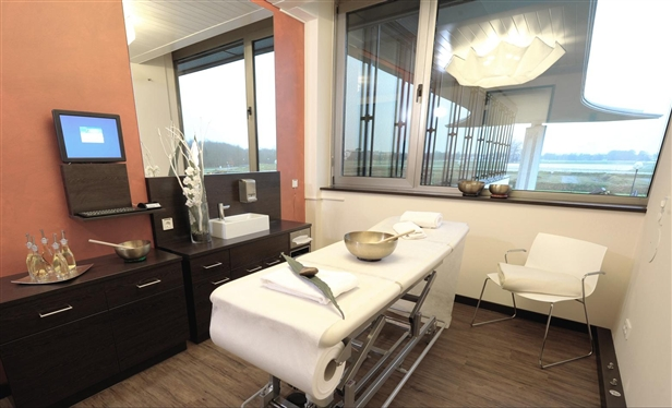 Our massage rooms  - a comfortable atmosphere for well-being